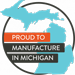 PTMIM – Proud to Manufacture in Michigan Logo