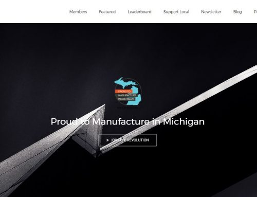 February 2017 – Proud to Manufacture in Michigan Newsletter